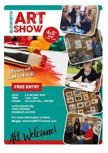 Blisworth Art Show